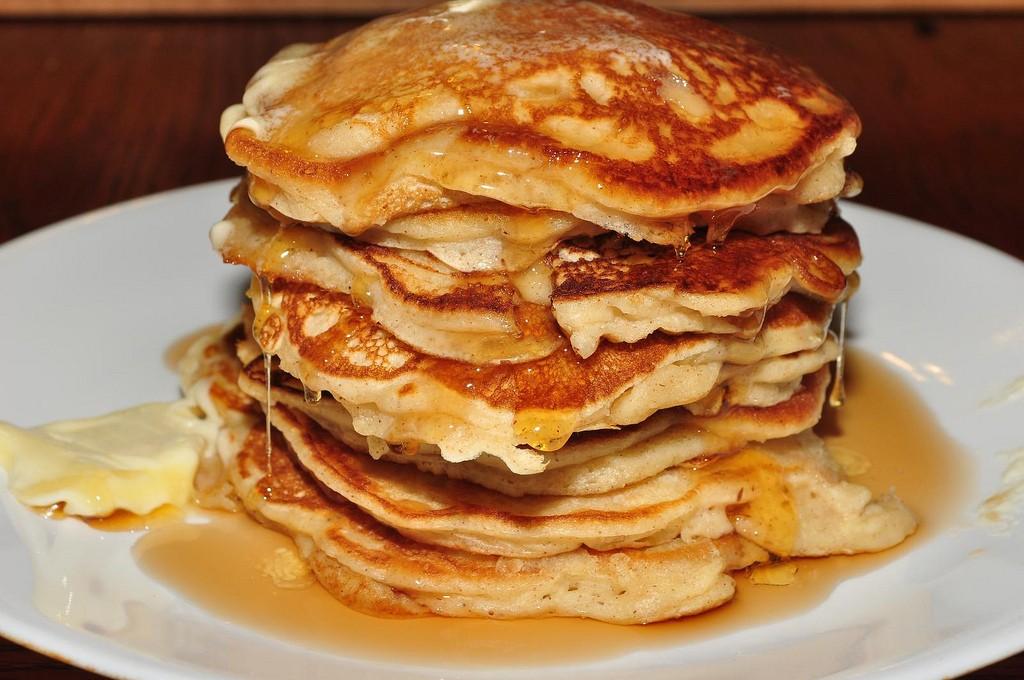 Honey Pancakes  ©jeffreyw/flickr