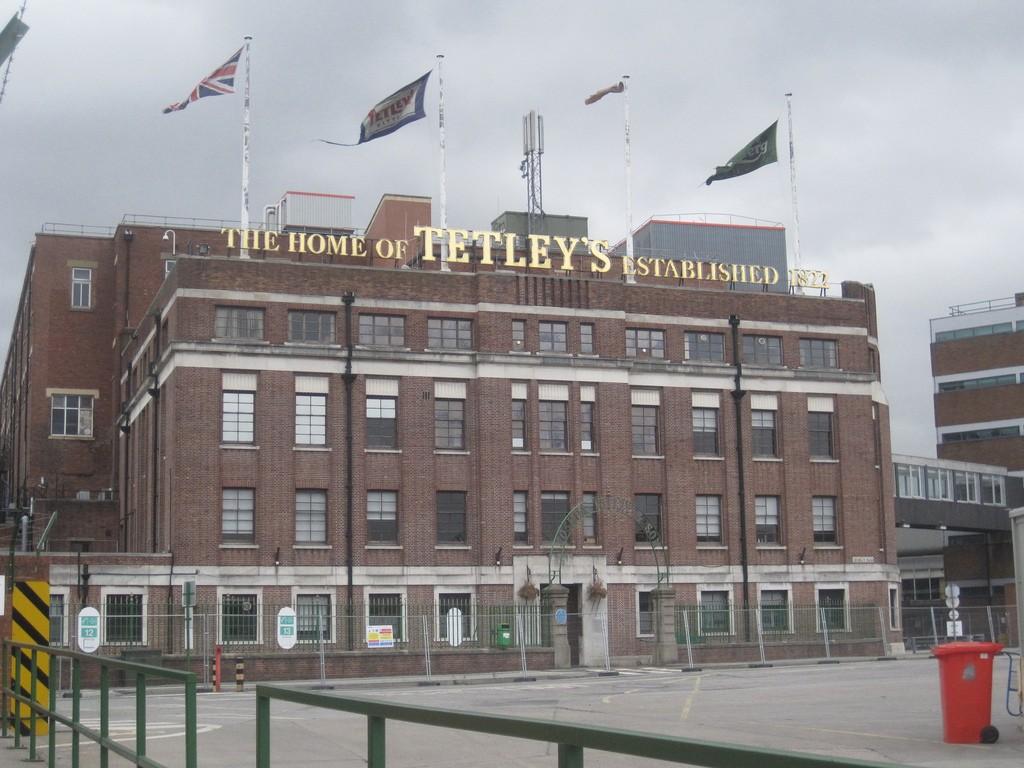 The Tetley ©EG Focus