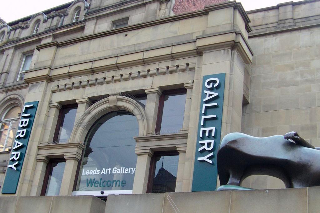 Leeds Art Gallery © Richard North