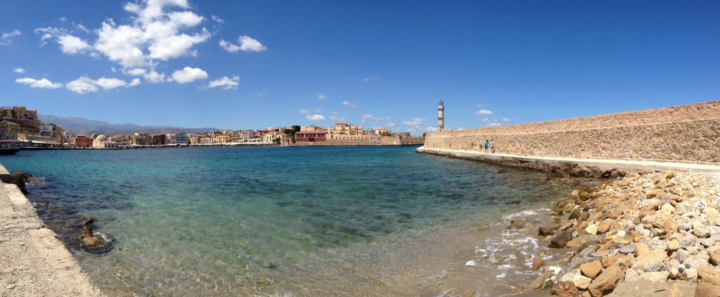 Chania Old Port | © nickodoherty/Flickr