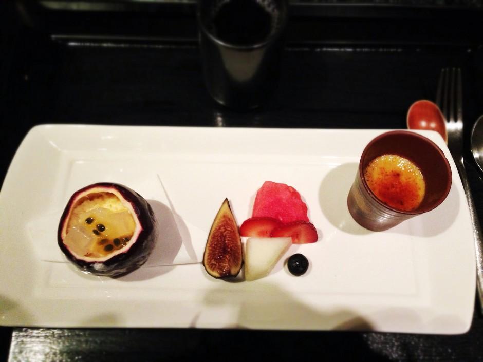 Passion Fruit Crème Brulée | ©T.Tseng/Flickr