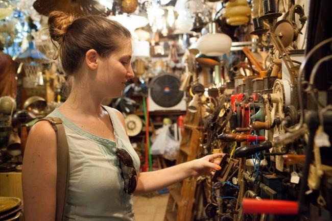 Jaffa Flea Market, Tel Aviv © Photo Gallery Israeli Ministry of Tourism