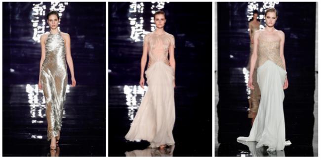 Reem Acra's designs on the runway © Reem Acra/Wikicommons
