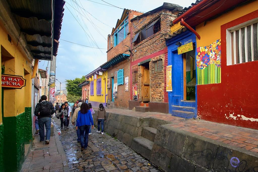 """<a href=""""https://www.flickr.com/photos/pedrosz/""""> Bogotá © Pedro Szekely/Flickr</a>"""