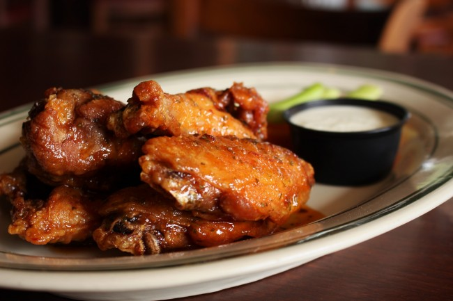 Chicken Wings/ ©Pixabay