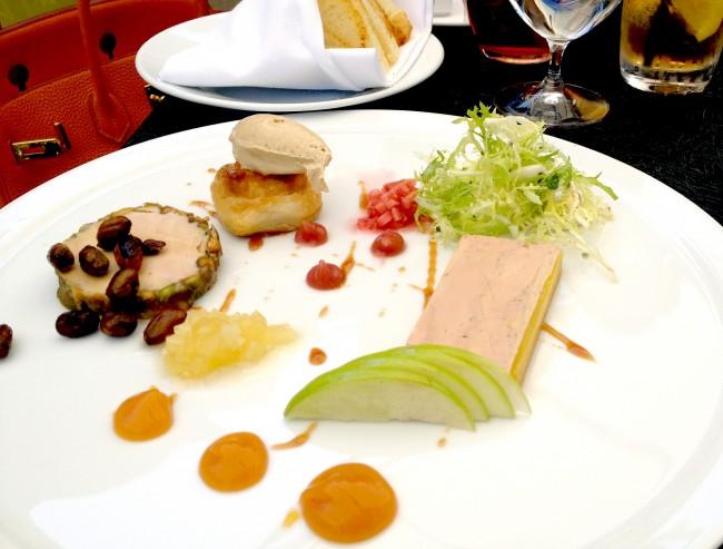 Foie gras   © bonnibella/Flickr