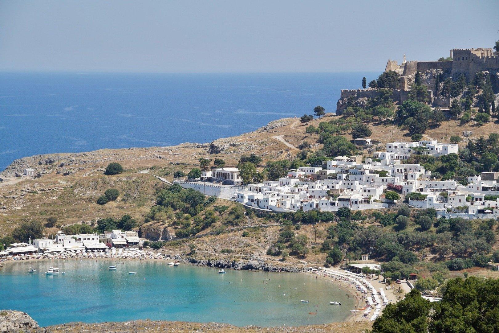 Top 10 Restaurants In Rhodes Greece