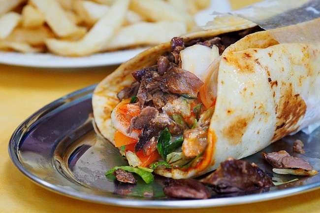 Lamb Gyros | © insatiablemunch/Flickr