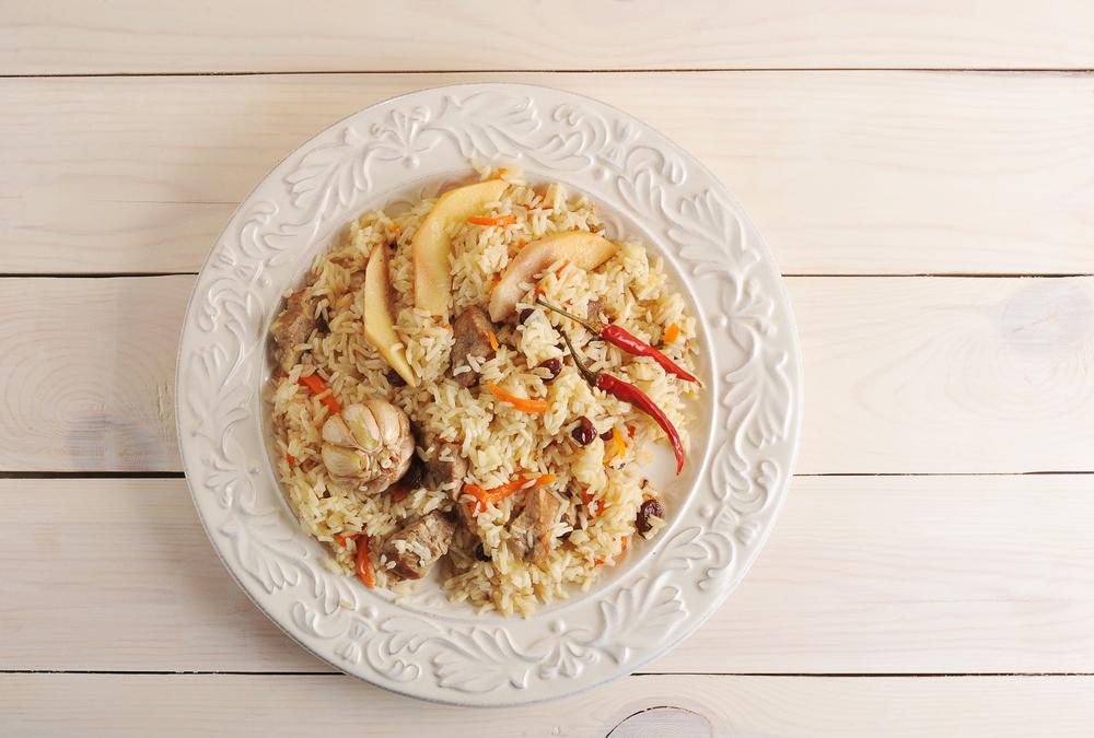 Uzbek cuisine © Forden / Shutterstock