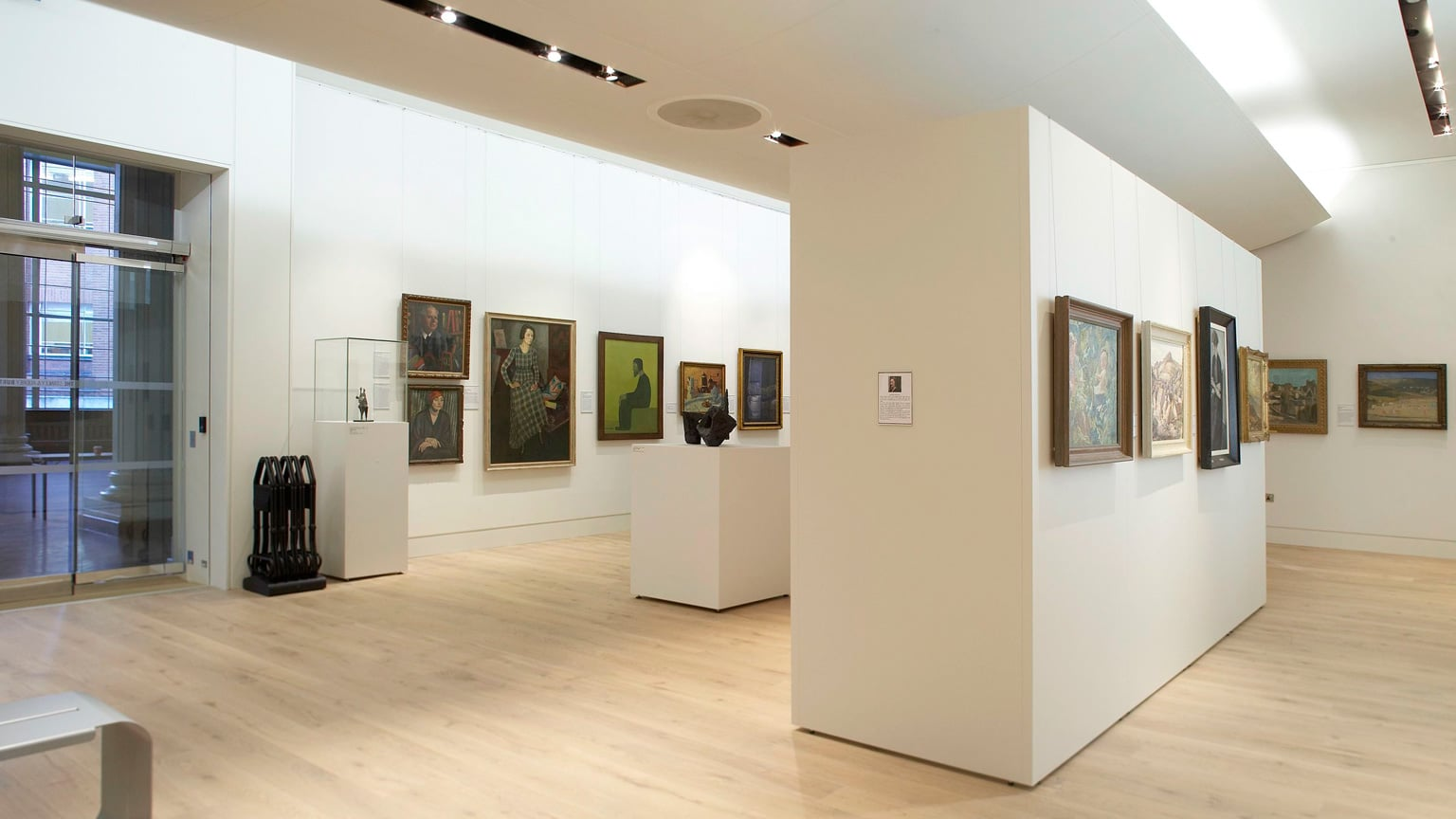 How to design an art gallery - The Stanley And Audrey Burton Gallery Artfund