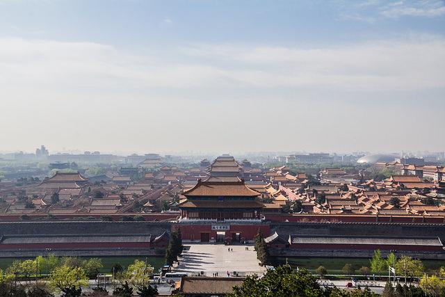 Beijing's Forbidden City| ©IQRemix/Flickr