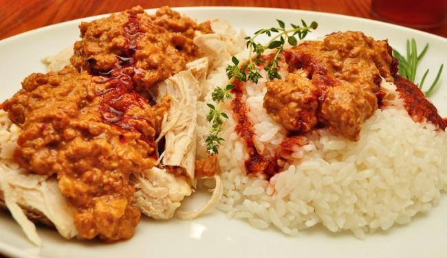 Turkish Circassian Chicken ala Svensker  © jeffreyw/Flickr