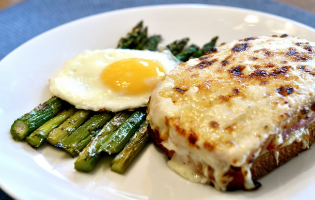 Croque monsieur | ©Kimberly Vardeman/Flickr