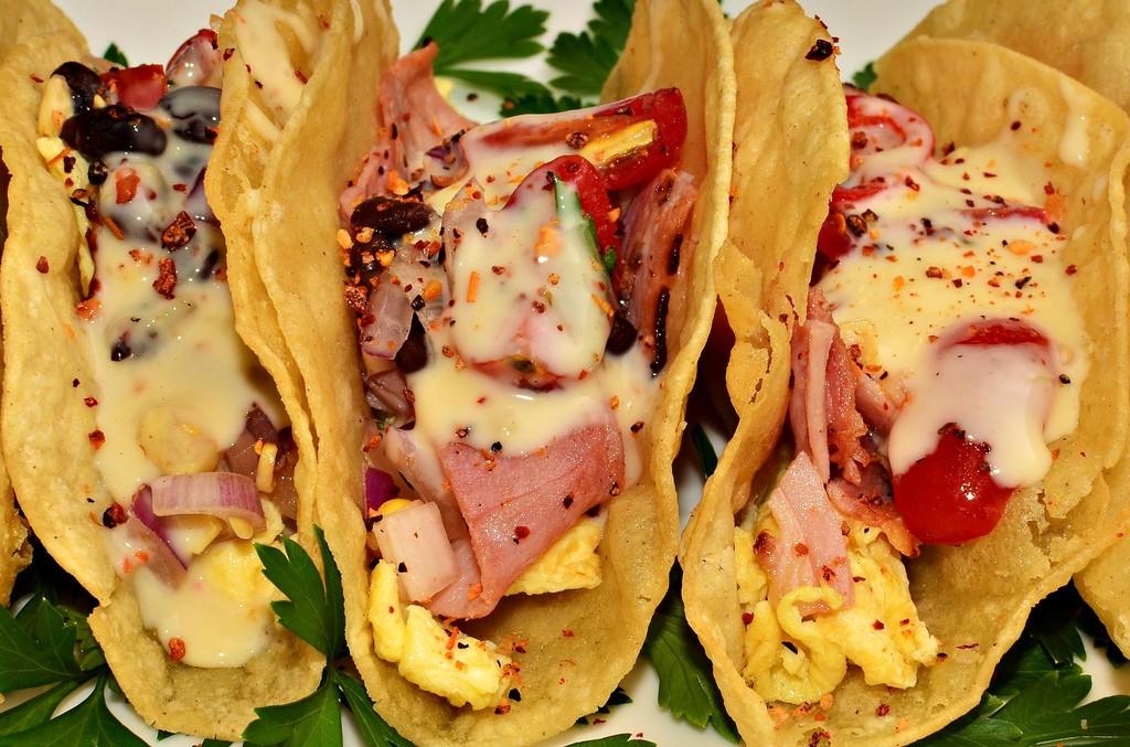 Breakfast Taco | ©jeffreyw/Flickr