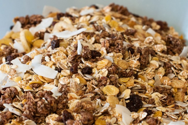 Muesli| ©Markus Tacker/Flickr
