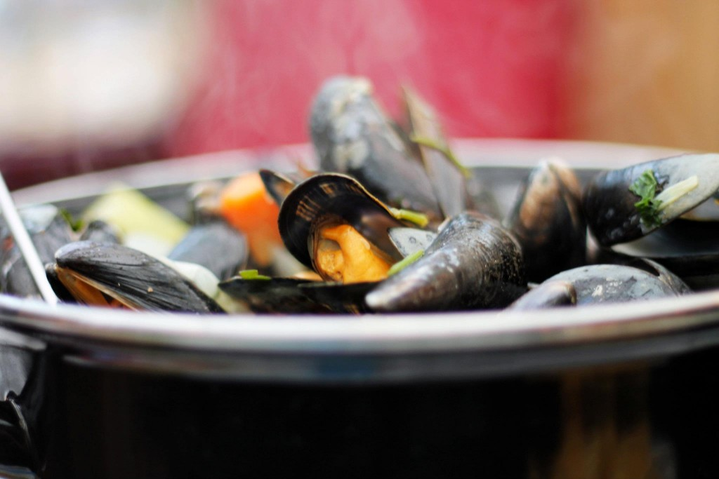 Mussels | ©Jana Reifegerste/Flickr