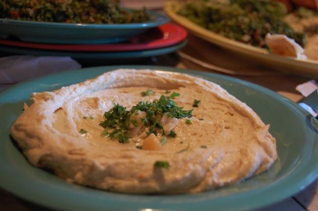 Hummus | © stu_spivack/flickr