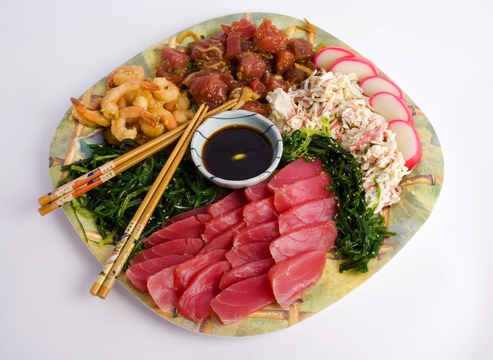 Hawaiian Appetizer Plate ©tomas del amo |ShutterStock