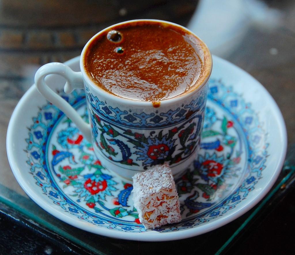 Turkish Coffee | ©LWYang/Flickr