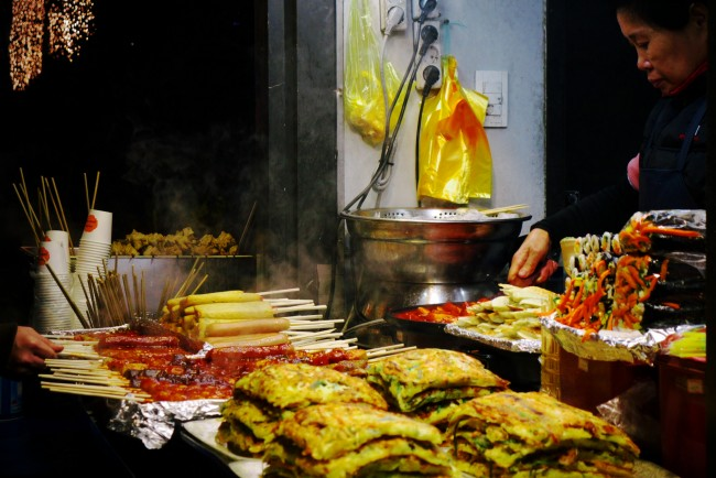 Street Food © travel oriented