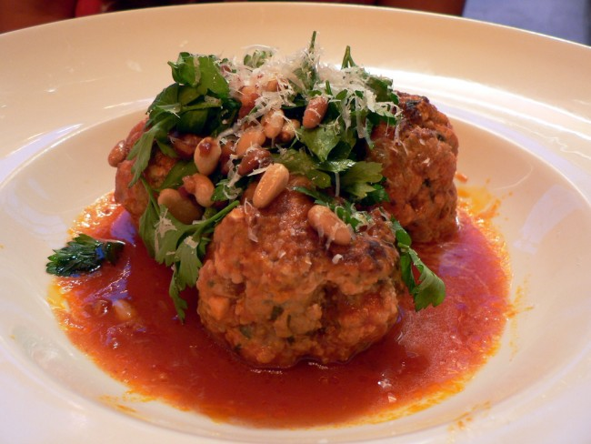 Meatballs in a Smokey Chipotle Sauce  ©Stuart_spivack/Flickr