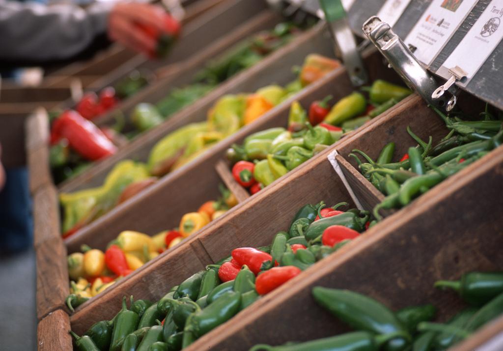 The 10 Best Farmers' Markets In San Francisco
