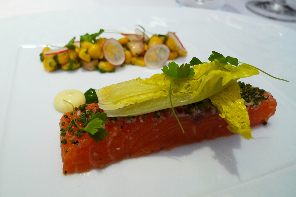 Since 2011, Eaves has been back at Pied à Terre's, where he leads the kitchen © Ewan Munro / Flickr