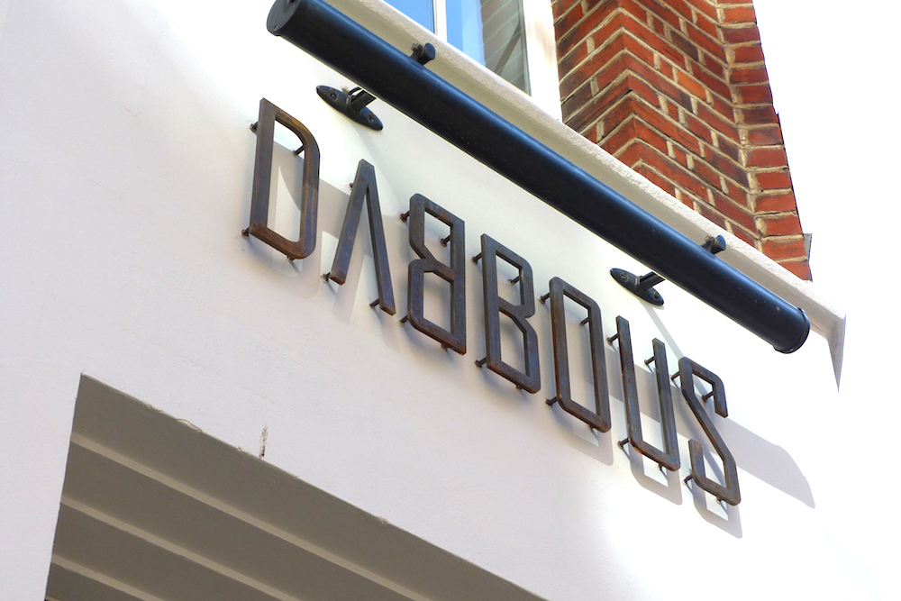Dabbous firmly crafted his identity as a chef, which he impresses on his lightly seasoned dishes
