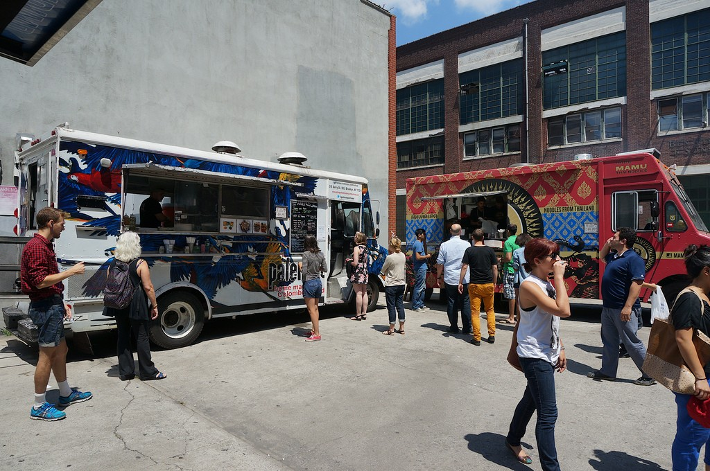 The 10 Best Food Trucks In New York City