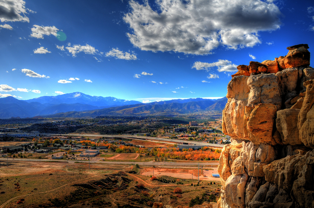Top 10 Restaurants In Colorado Springs Colorado