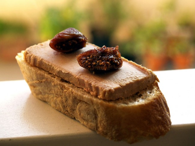 Foie Gras © cyclonebill