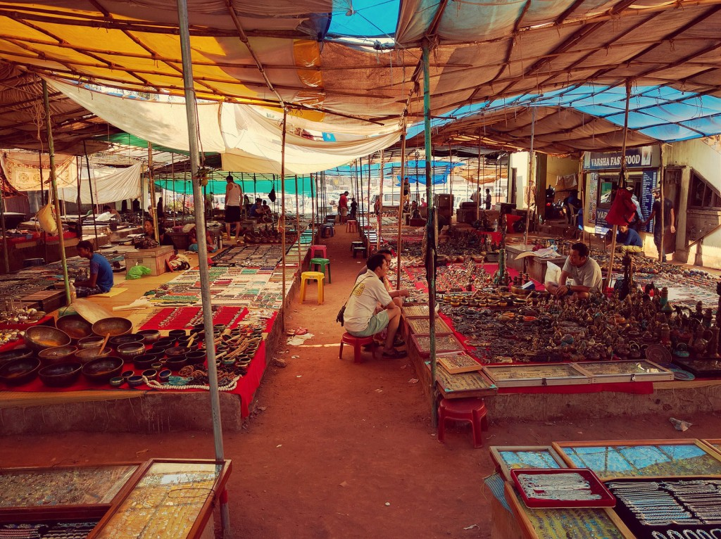Market, Calangute | ©Pixelmattic WordPress Agency/Flickr