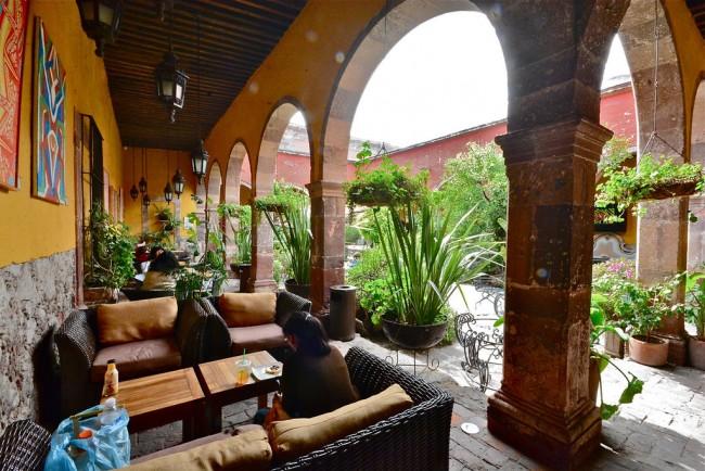 The Top 10 Restaurants In San Miguel de Allende, Mexico