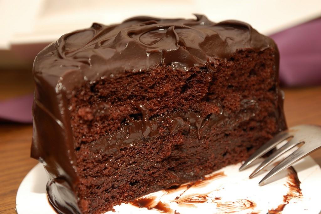 Chocolate cake © Ming-yen Hsu