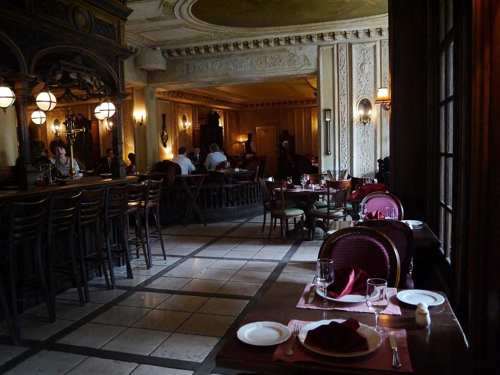 Café Pushkin, Presnya, Moscow | © e_chaya/Flickr