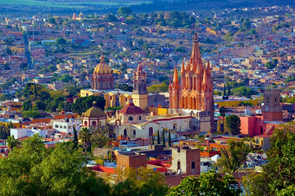 San Miguel de Allende ©Jiuguang Wang