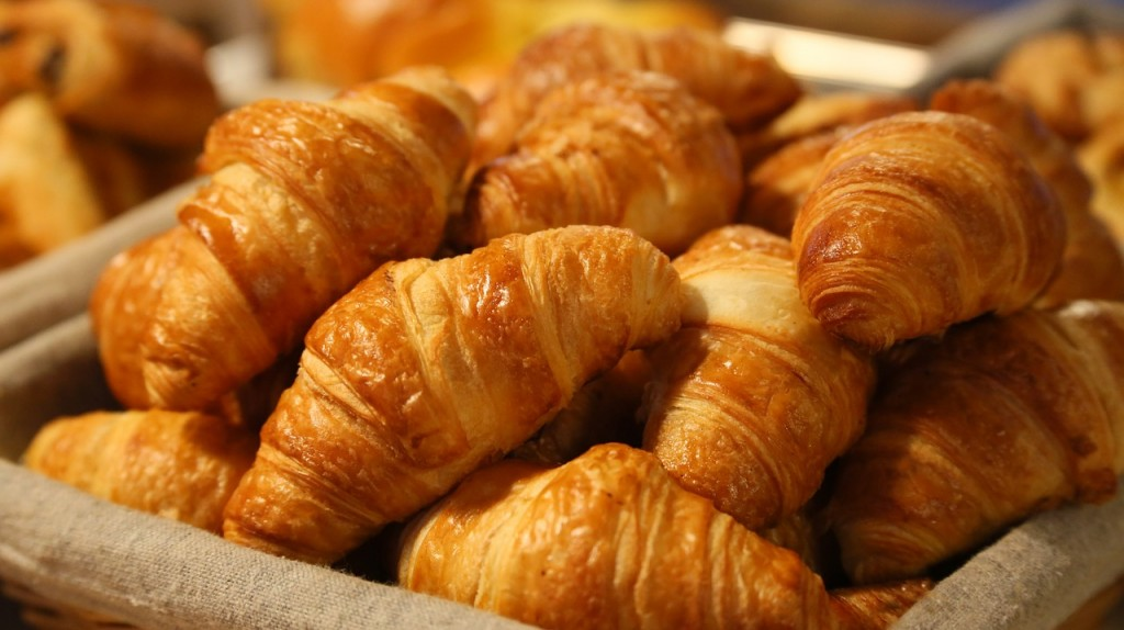 Croissants | ©Pixabay