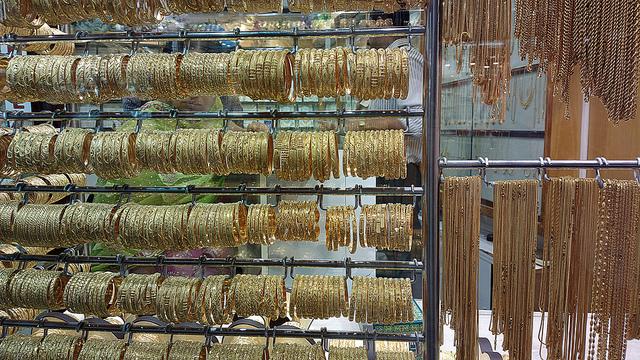 Gold souk © jagannathraoadukuri/Flickr