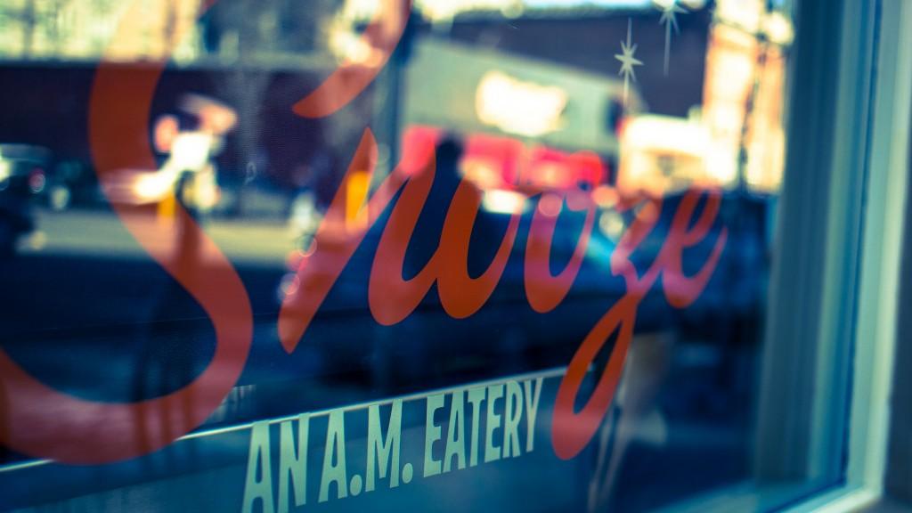 Snooze A.M. Eatery. Denver ©Jason Cipriani