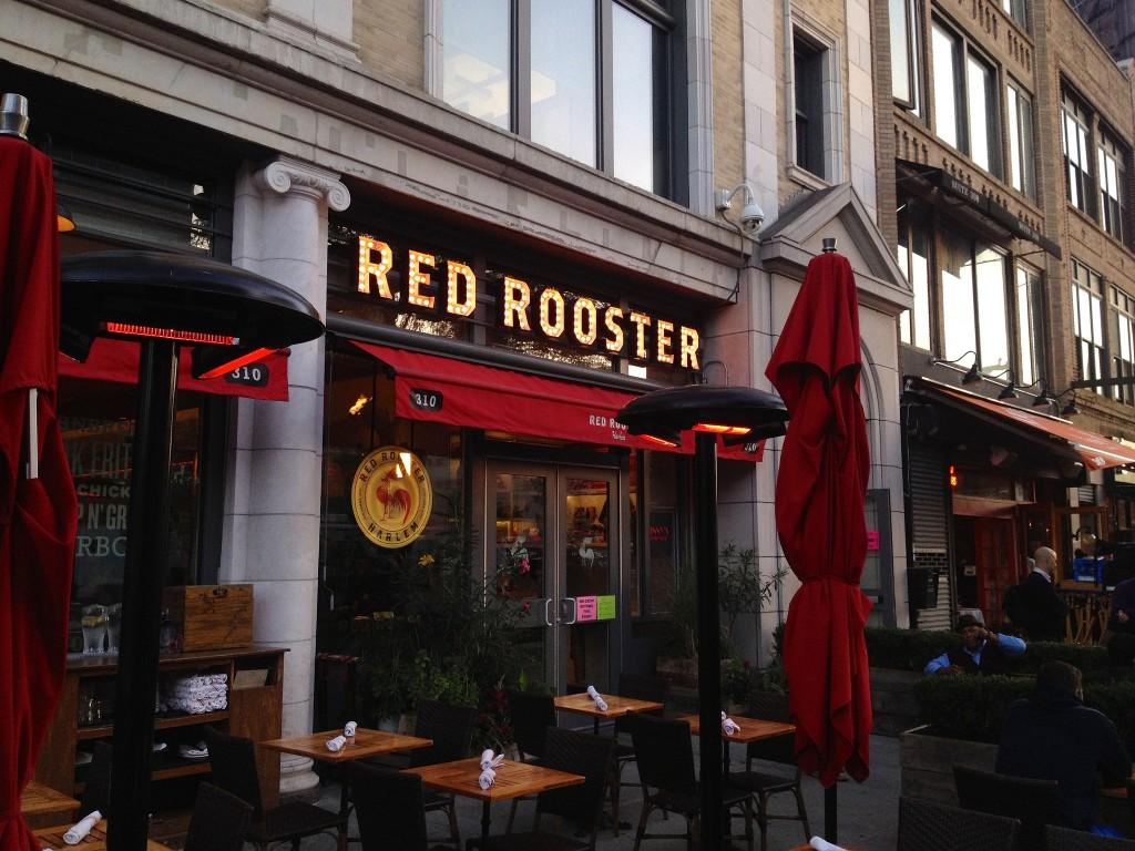 Red Rooster ©Maria Eklind