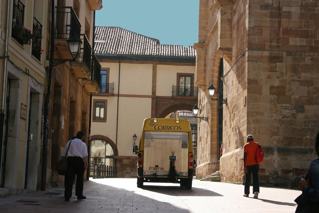 Calle San Vicente | © Nacho/Flickr