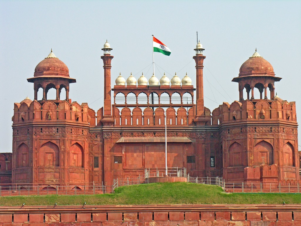 Red Fort, Old Delhi | ©Dennis Jarvis/Flickr