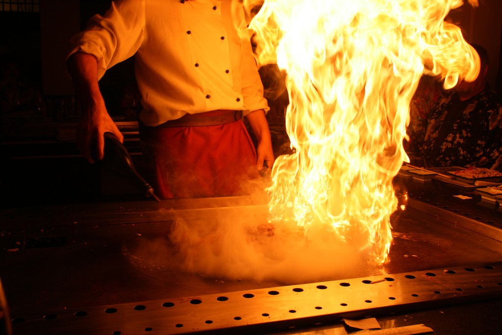 Flambé | ©Thomas D/Flickr