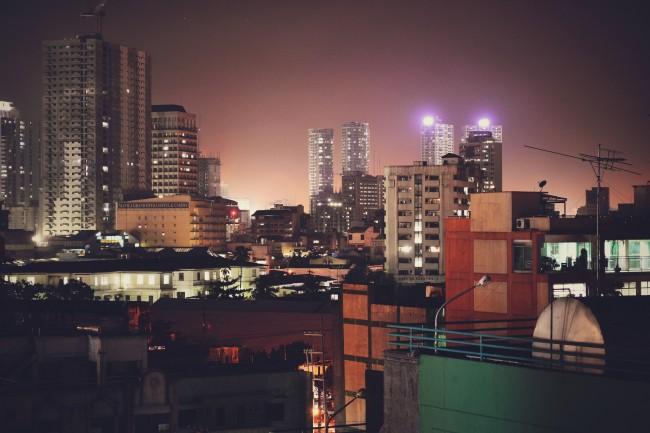 Metro Manila Skyline|© chubiprince/Flickr