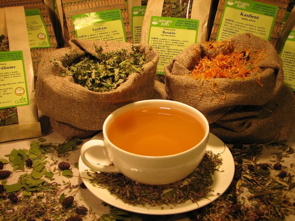 Herbata © Ruta Kucinskaite/Flickr