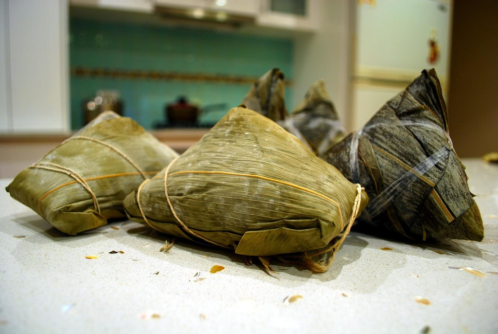 There are free dumplings at Chinese New Year and free Zongzi at the annual Duanwu festival © Alpha / Flickr