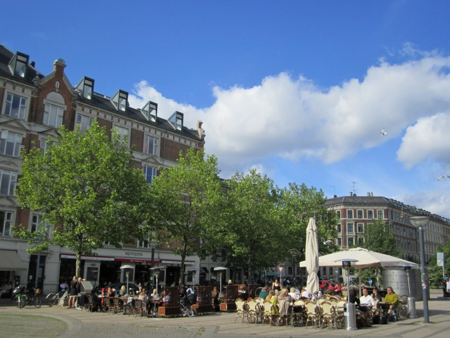 Plaza in Copenhagen |© La Citta Vita/Flickr