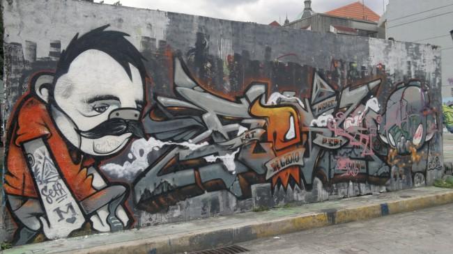 Manila Street Art |© Harwin John Pajares/Flickr
