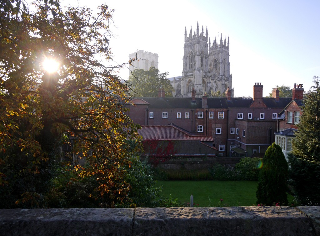 Visit York Minster or take in the medieval architecture © John Robinson / Flickr