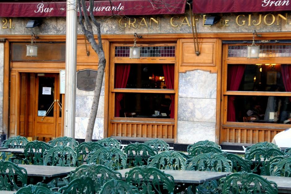Cafe Gijón